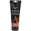 Grumbacher Academy Acrylic Paint 200ml Burnt Sienna