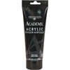 Grumbacher Academy Acrylic Paint 200ml Mars Black
