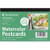 5 x 6.875 Watercolor Cards and Postcards 15-Pack