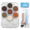 PanPastel Ultra Soft Artists' Painting Pastel Weathering & Rust Set