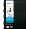 Canson ArtBook Repositionable Mix Media Wire Bound Book