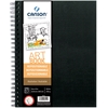 Canson ArtBook Repositionable Illustration Wire Bound Book