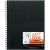 "Canson ArtBook Artist Series 9"" x 12"" Wirebound Sketchbook"