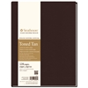 "Strathmore 400 Series 8 1/2"" x 11"" Sewn Bound Toned Tan Sketch Art Journal"