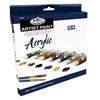24-Color Acrylic Paint Set