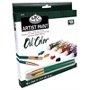 Oil Paint 18-Color Set