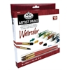 18-Color Watercolor Paint Set