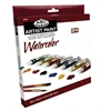 12ml Watercolor Paint 24-Color Set