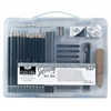 Royal & Langnickel Sketching Clear View Small Art Case Set