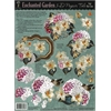 3-D Papier Tole Die Cuts Enchanted Garden
