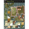 Hot Off the Press 3-D Papier Tole Die Cuts Nature's Ferns
