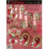Hot Off the Press 3-D Papier Tole Die Cuts Floral Boutique