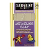 Sargent Art Non-Hardening Modeling Clay Cream