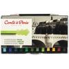 Conté Pastel Crayon 12-Color Landscape Set