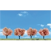 Woodland Scenics 4-Pack Flowering Trees
