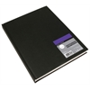 "Cachet Simply Sketchbook 8.5"" x 11"" Soft White Paper Hardbound"