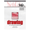 "Seth Cole 14"" x 17"" Drawing Paper Pad"