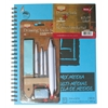 Heritage + Canson Mixed Media Pad with DTS Bonus Item