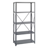 "Safco Heavy-Duty Commercial Steel Shelving 18"" Deep"