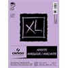 "Canson XL 9"" x 12"" Glue Bound Marker Pad 100-Sheet"