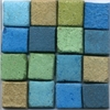 Mini Mosaic Set - Blue Earth