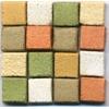 Mini Mosaic Set - Green Earth