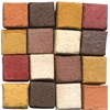 Mini Mosaic Set - Red Earth