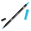 Tombow Dual Brush ABT Pen Turquoise