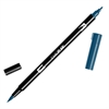 Tombow Dual Brush ABT Pen Process Blue