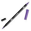Tombow Dual Brush ABT Pen Imperial Purple