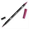 Tombow Dual Brush ABT Pen Wine Red