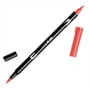 Tombow Dual Brush ABT Pen Carmine