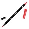 Tombow Dual Brush ABT Pen Chinese Red