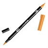 Tombow Dual Brush ABT Pen Gold Ochre