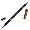 Tombow Dual Brush ABT Pen Chocolate