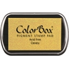 ColorBox Full Size Ink Pad Canary