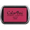 ColorBox Full Size Ink Pad Scarlet