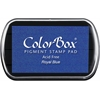 ColorBox Full Size Ink Pad Royal Blue
