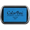 ColorBox Full Size Ink Pad Cyan