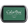 ColorBox Full Size Ink Pad Green