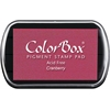 Full Size Ink Pad Cranberry