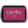 ColorBox Full Size Ink Pad Ruby