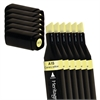 Heritage A-Line Alcohol Marker Canary Yellow 6/Box