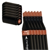 Heritage A-Line Alcohol Marker Redwood 6/Box