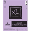 "Canson XL 11"" x 14"" Glue Bound Marker Pad 100-Sheet"