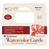 Strathmore ANNOUNCE WATERCOLOR CARD 10PK
