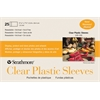 Strathmore Clear Plastic Sleeves