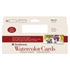 SLIM SIZE WATERCOLOR CARD 10PK