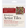 "Strathmore 4"" x 4"" Watercolor Artist Tiles"