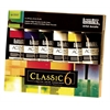 Liquitex Professional Series Heavy Body 6-Color Classic Set